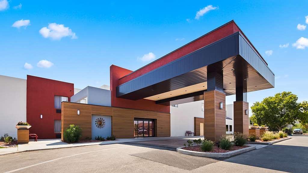 Best Western Pecos Inn - Vista exterior