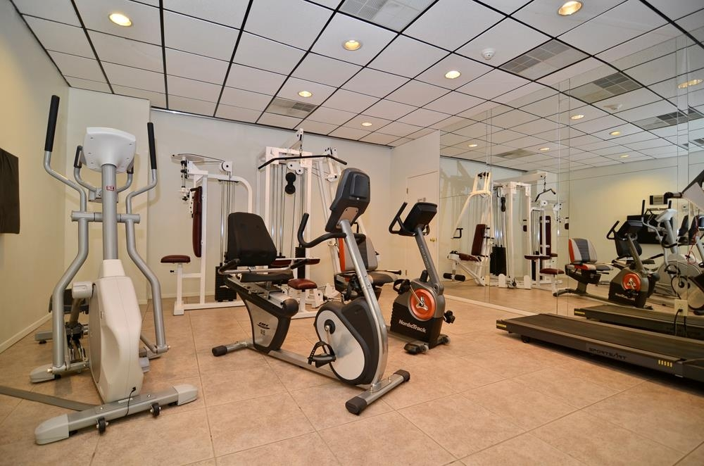 Best Western Pecos Inn - Fitness Center