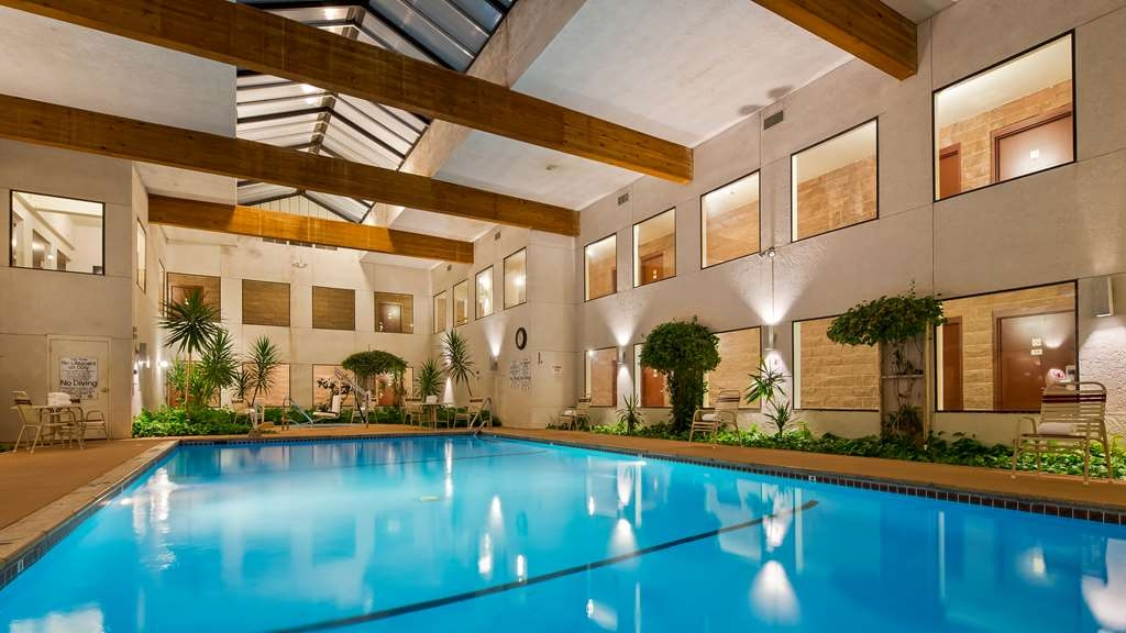 Best Western Pecos Inn - Indoor Pool
