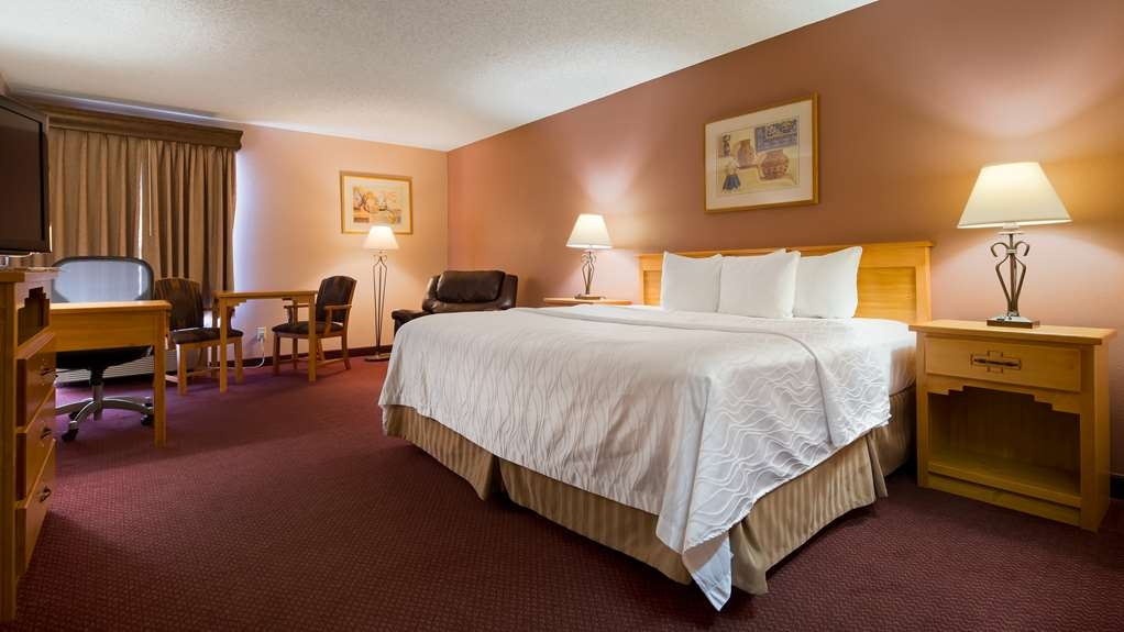 Best Western Pecos Inn - King Room