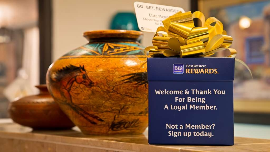 Best Western Pecos Inn - Front Desk Best Western Rewards
