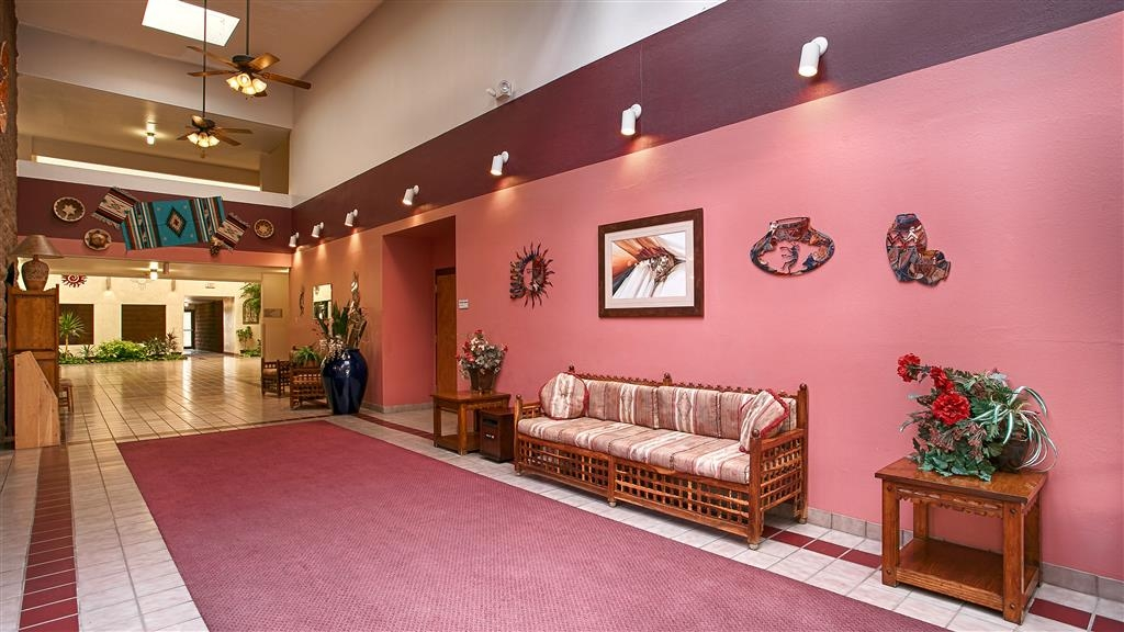 Best Western Pecos Inn - Foyer