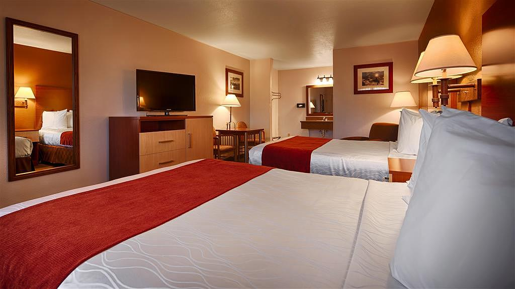 Hotel A Tucumcari Best Western Discovery Inn