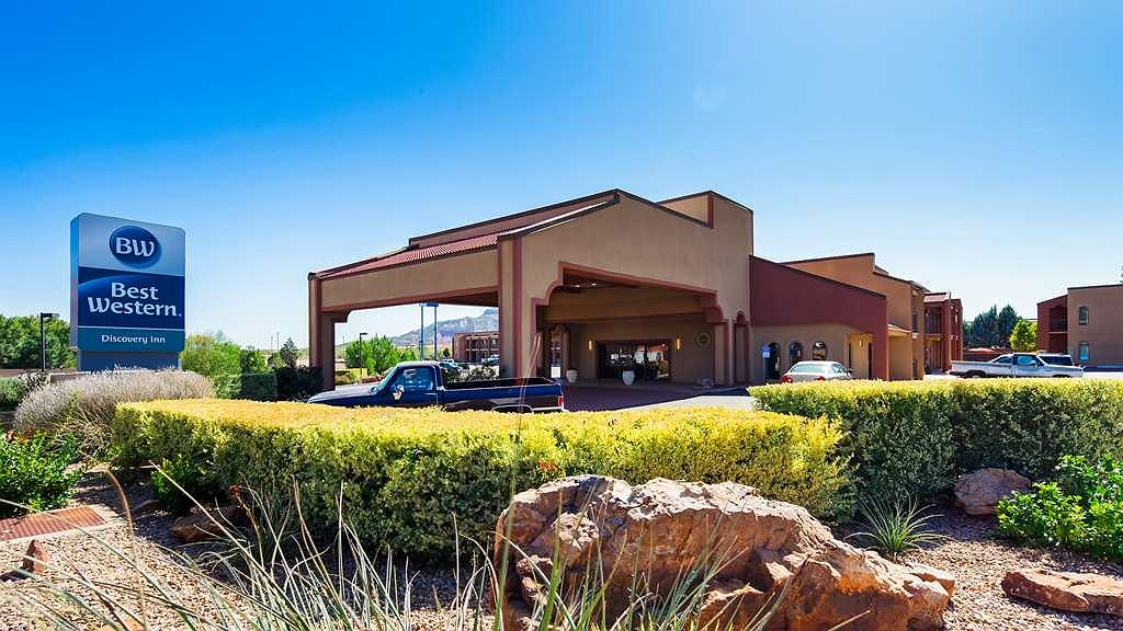 Best Western Discovery Inn - Area esterna
