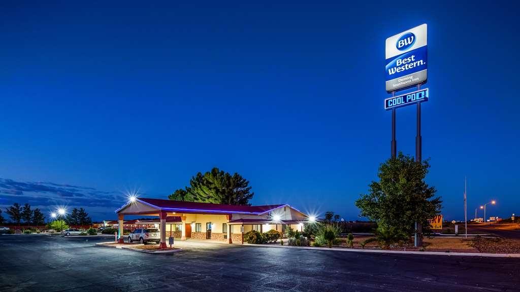 Best Western Deming Southwest Inn - Vista esterna