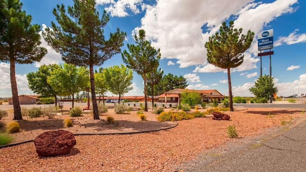 Best Western Deming Southwest Inn - Facciata dell'albergo