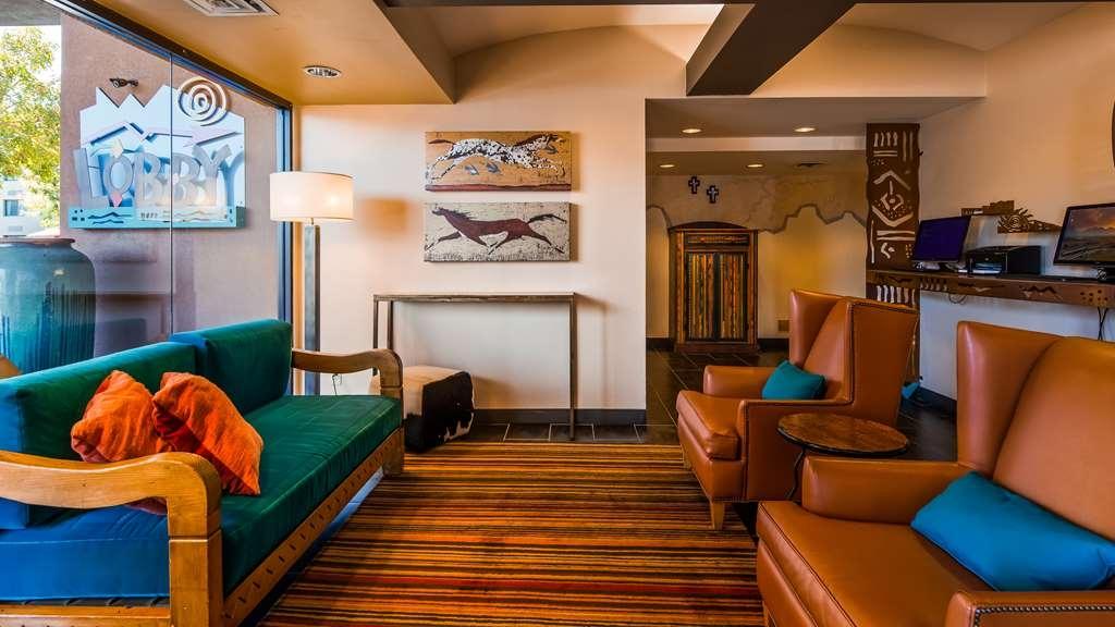 Best Western Plus Rio Grande Inn - Vista del vestíbulo