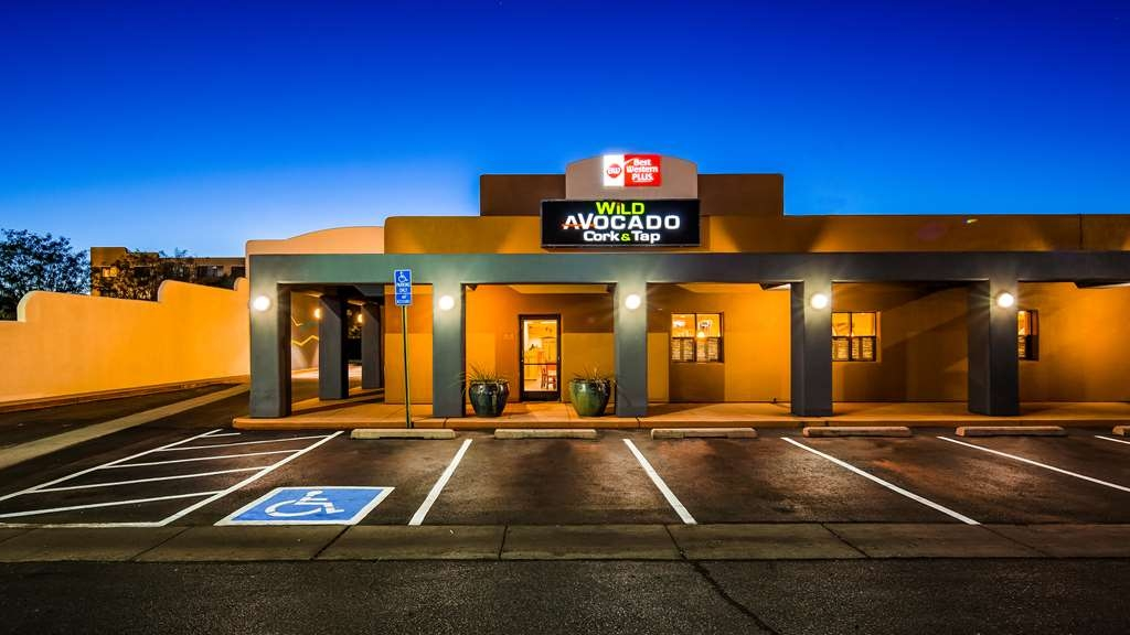 Best Western Plus Rio Grande Inn - Vista Exterior
