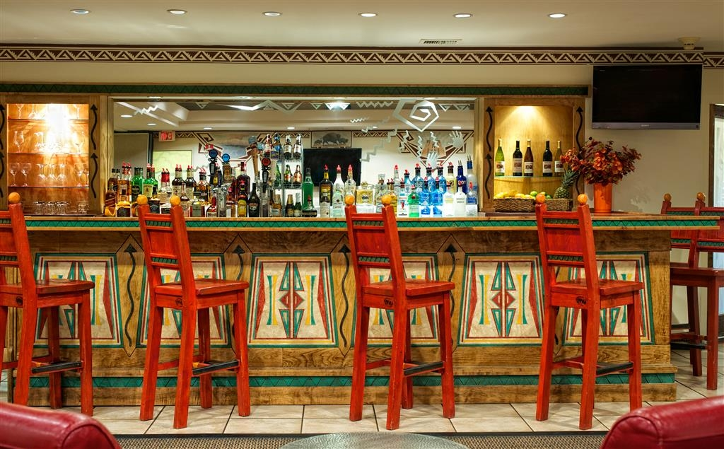 Best Western Plus Rio Grande Inn - Bar/Lounge