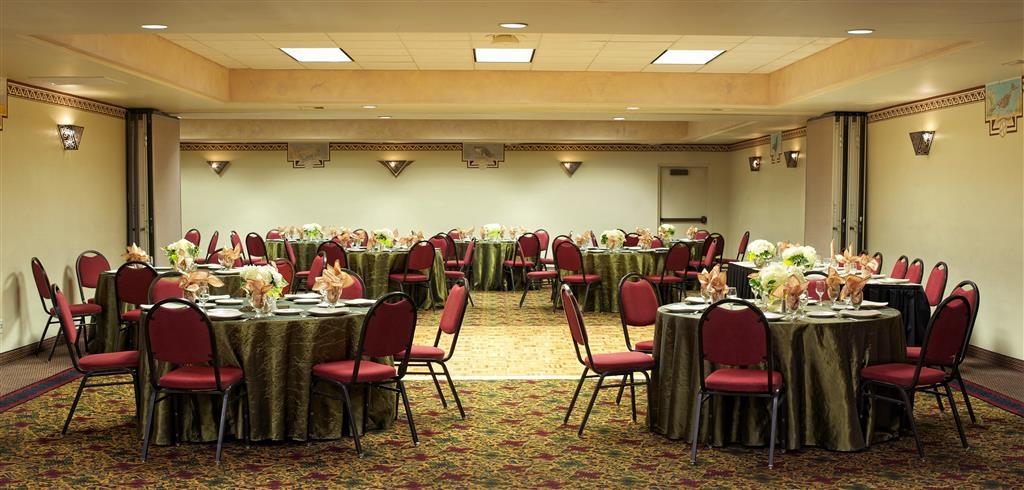 Best Western Plus Rio Grande Inn - Sala de reuniones