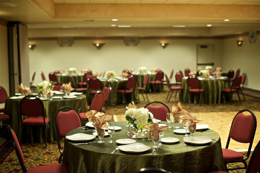 Best Western Plus Rio Grande Inn - Ballroom