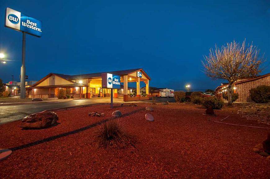 Best Western Santa Rosa Inn - Aussenansicht
