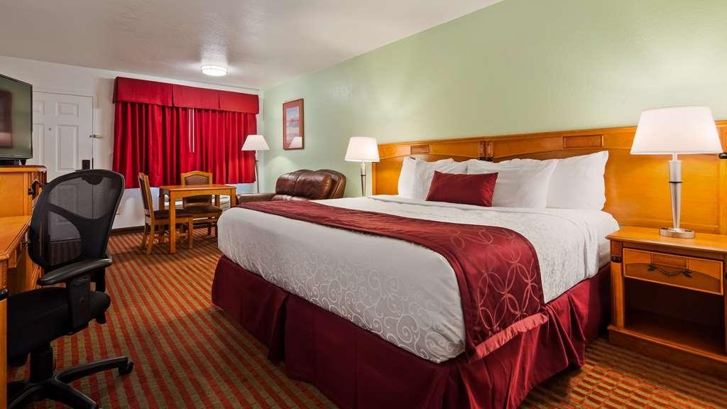 Best Western Santa Rosa Inn - Camere / sistemazione