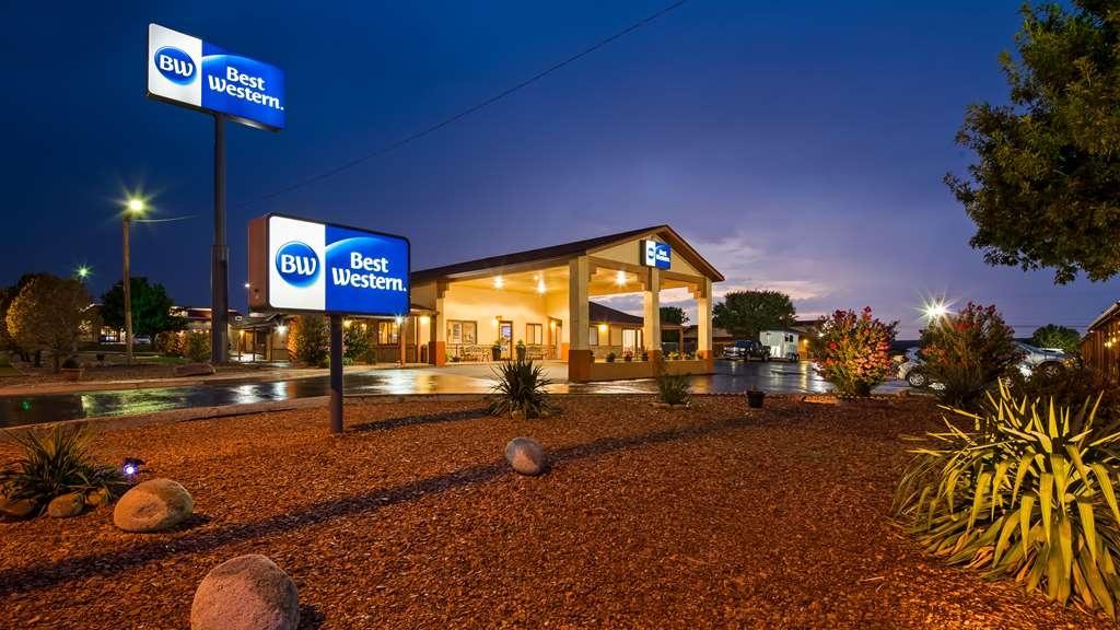 Best Western Santa Rosa Inn - Vista Exterior