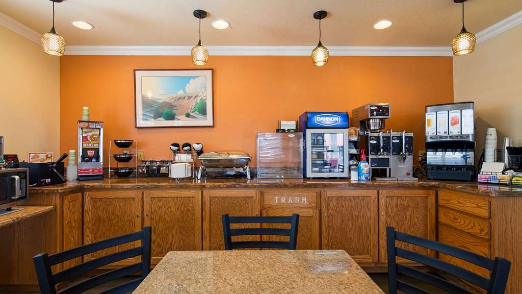 Best Western Santa Rosa Inn - Ristorante / Strutture gastronomiche