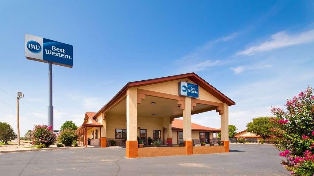Best Western Santa Rosa Inn - Facciata dell'albergo