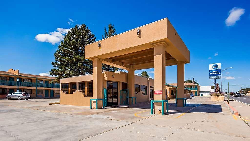 Best Western Kokopelli Lodge - Vista exterior