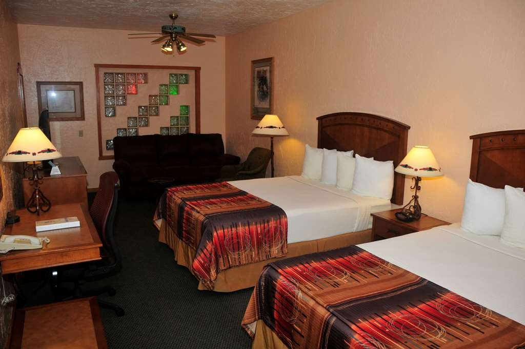Best Western Kokopelli Lodge - Double Queen ADA Mobility Accessible