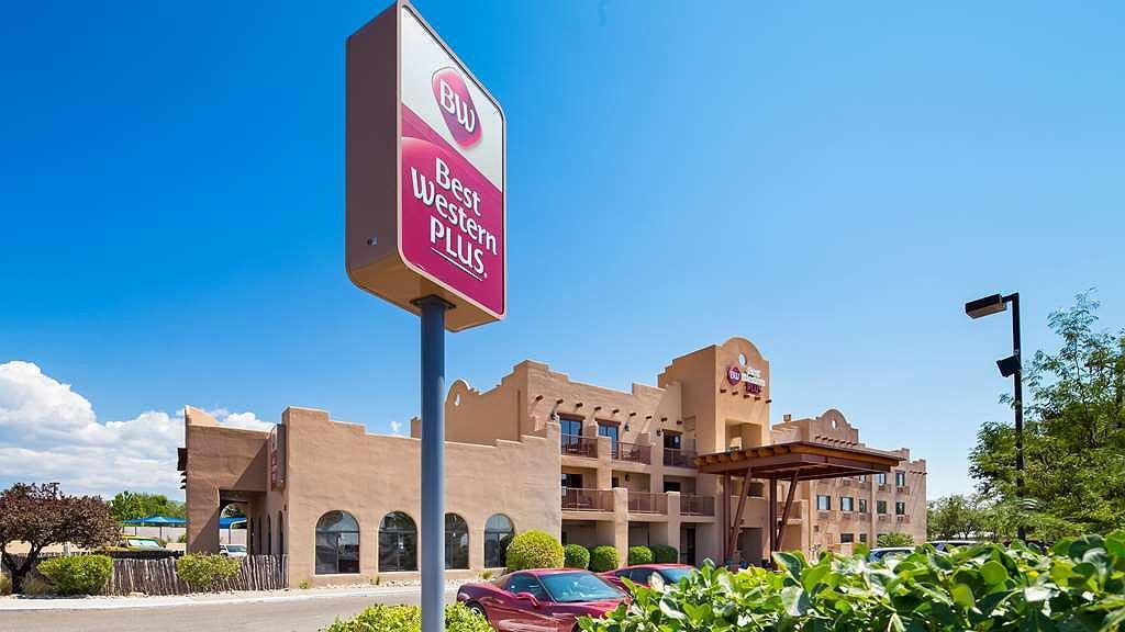 Best Western Plus Inn of Santa Fe - Aussenansicht