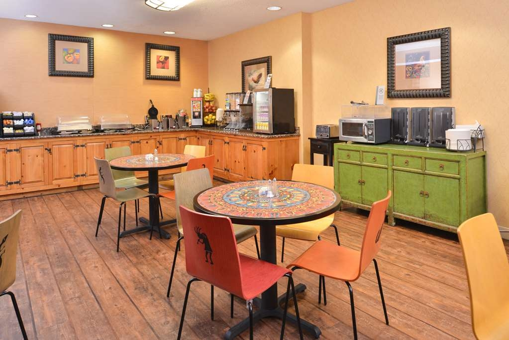 Best Western Plus Inn of Santa Fe - Ristorazione