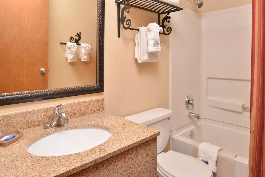 Best Western Plus Inn of Santa Fe - Bagno
