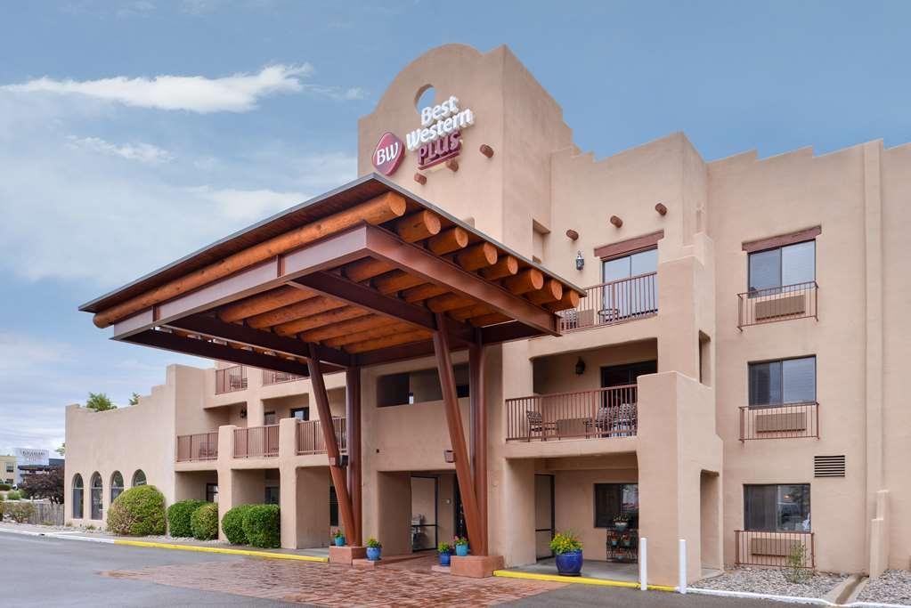 Best Western Plus Inn of Santa Fe - Außenansicht