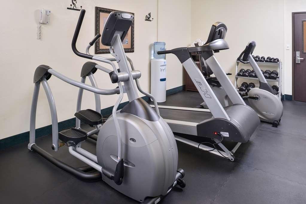 Best Western Plus Inn of Santa Fe - Fitnessstudio