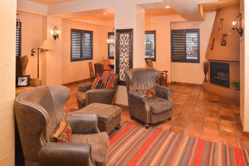 Best Western Plus Inn of Santa Fe - Vista del vestíbulo