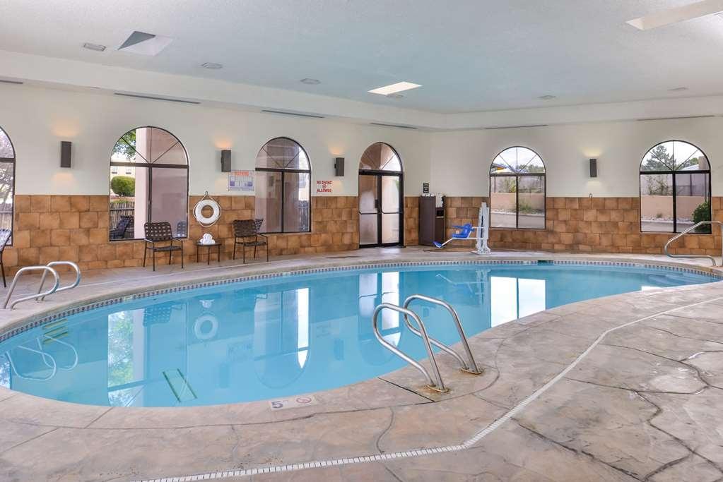 Best Western Plus Inn of Santa Fe - Piscina
