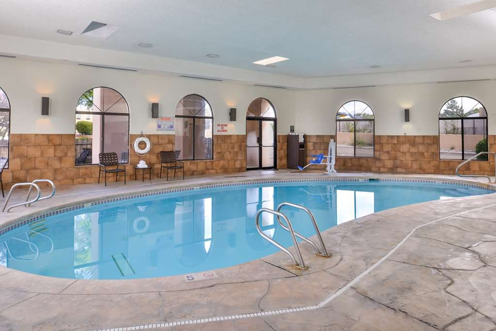Best Western Plus Inn of Santa Fe - Swimmingpool