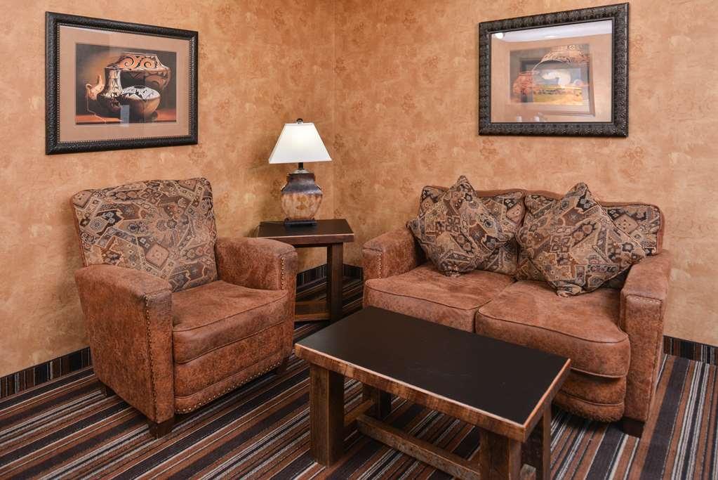Best Western Plus Inn of Santa Fe - Habitaciones/Alojamientos
