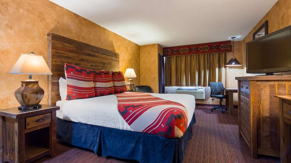 Best Western Plus Inn of Santa Fe - Camere / sistemazione