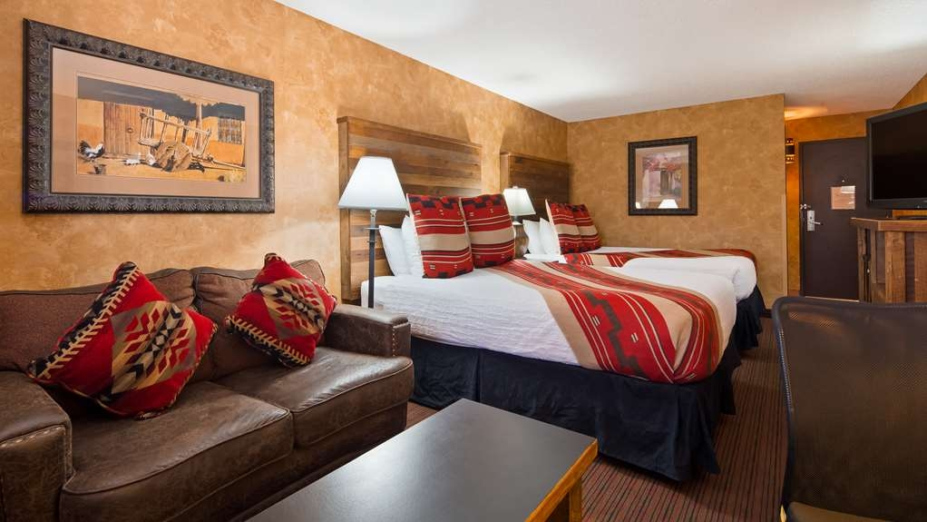Best Western Plus Inn of Santa Fe - Camera doppia con letto queen size