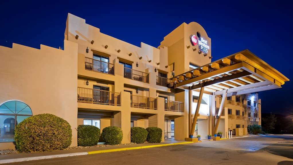 Best Western Plus Inn of Santa Fe - Façade