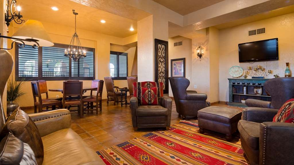 Best Western Plus Inn of Santa Fe - Hall