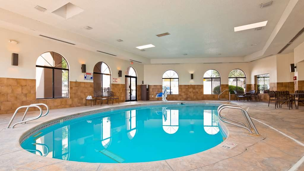 Best Western Plus Inn of Santa Fe - Piscina