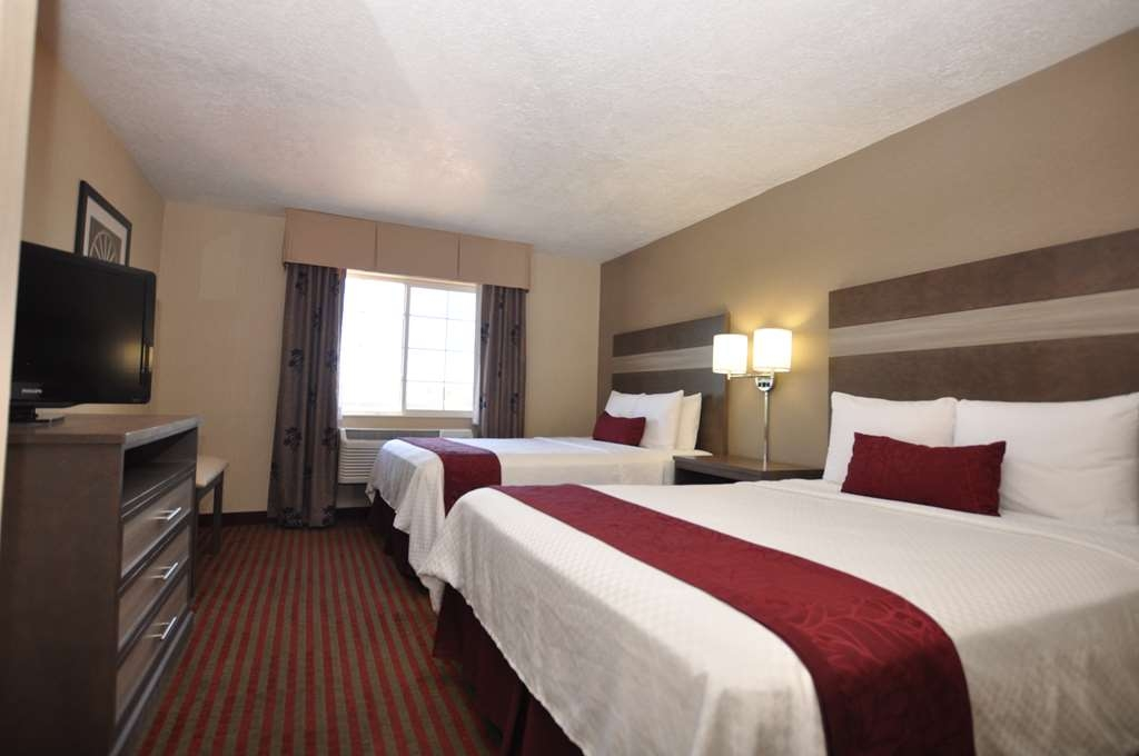 Best Western Plus Executive Suites - Queen Suite (Two Beds)