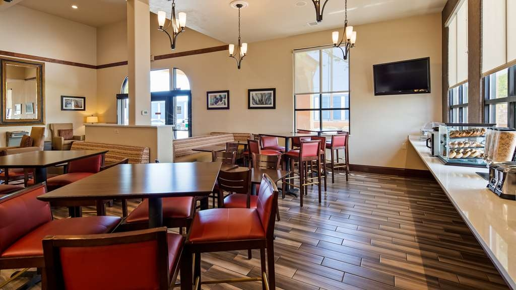 Best Western Plus Executive Suites - Restaurante/Comedor