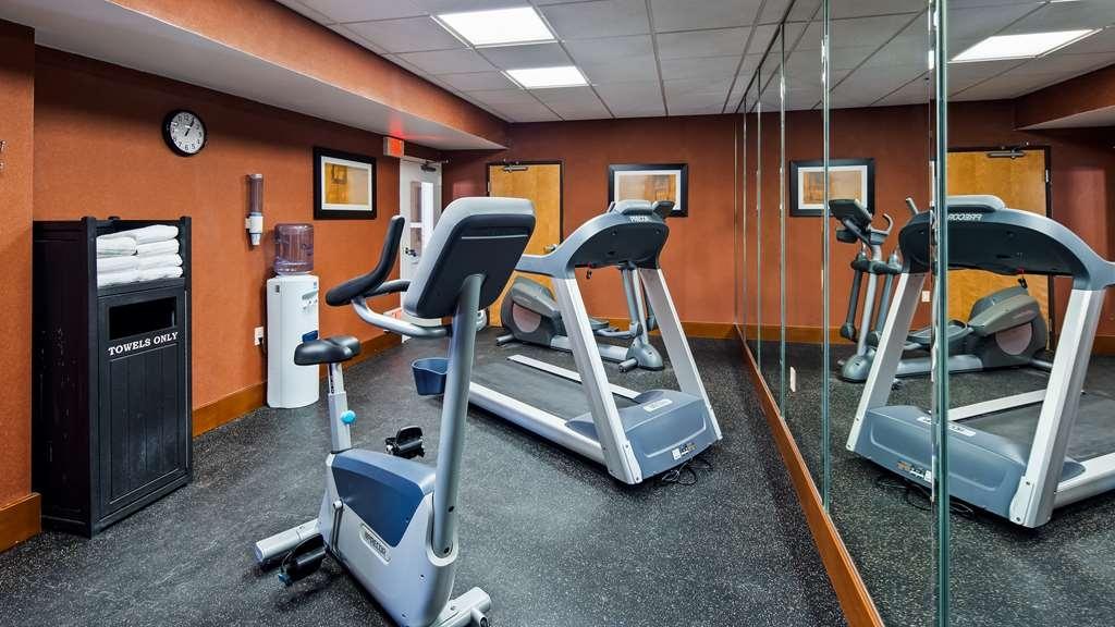 Best Western Plus Executive Suites - Club de salud