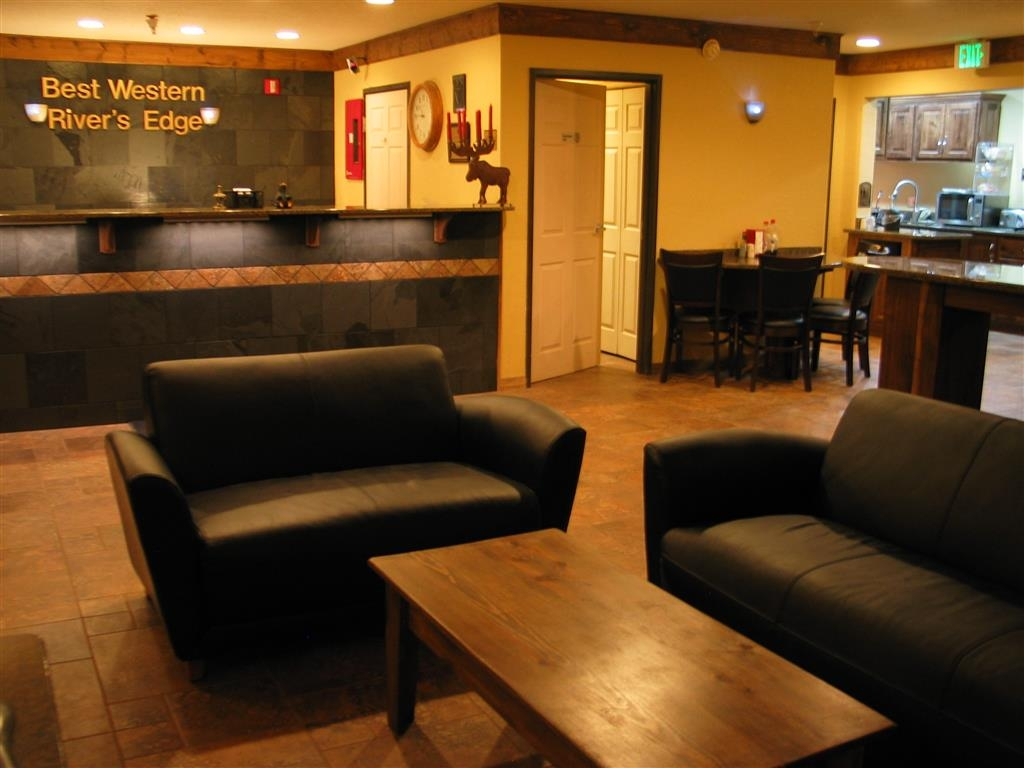 Best Western Rivers Edge - Foyer
