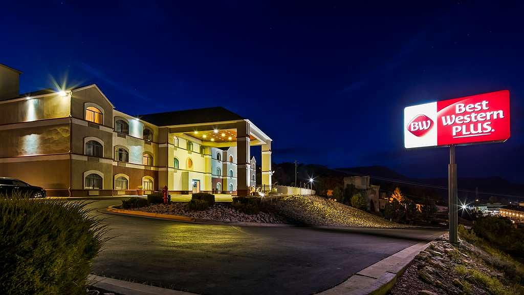 Best Western Plus Ruidoso Inn - Vista exterior