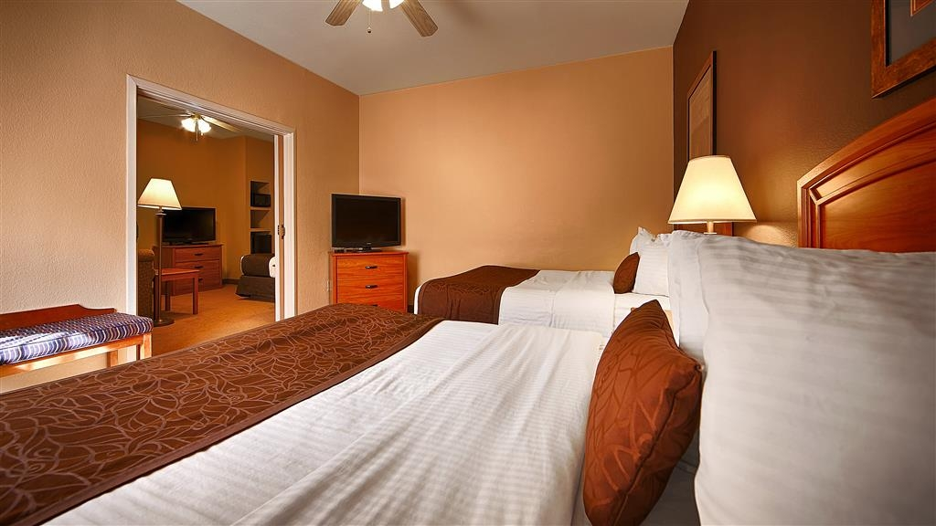 Best Western Plus Ruidoso Inn - Chambre