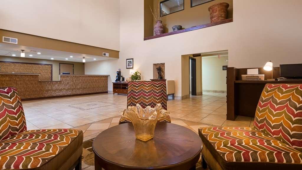 Best Western Plus Ruidoso Inn - Lobby Seating