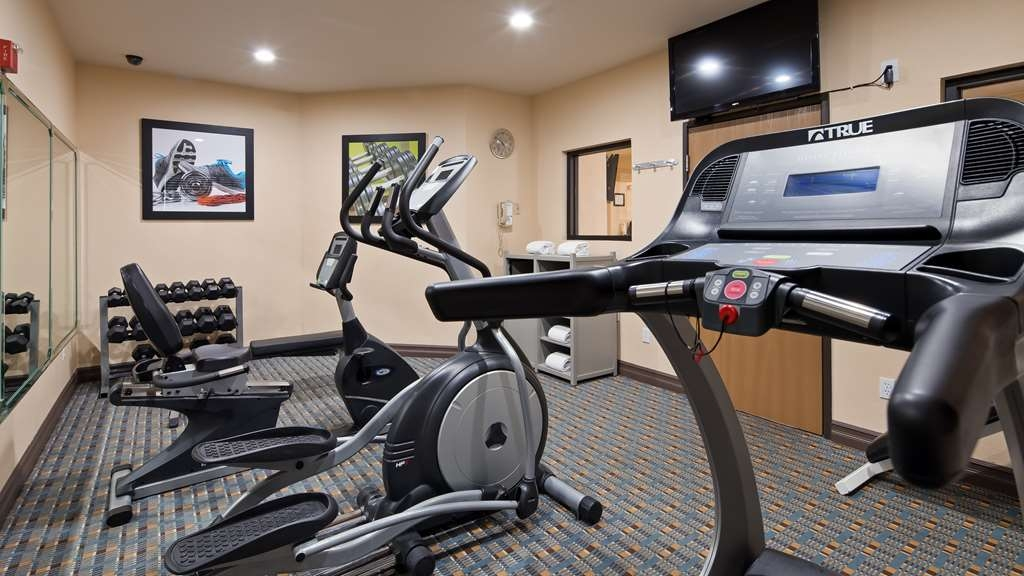 Best Western Plus Ruidoso Inn - Club de remise en forme