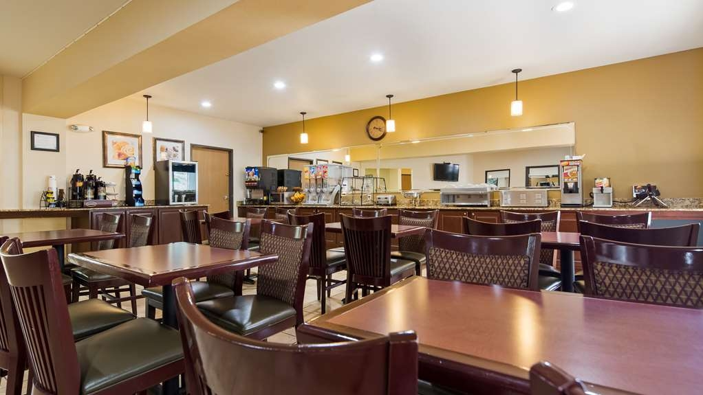 Best Western Plus Ruidoso Inn - Restaurant / Etablissement gastronomique