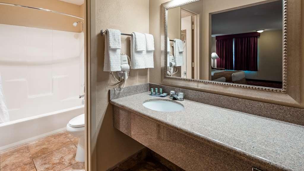 Best Western Pine Springs Inn - Salle de bains