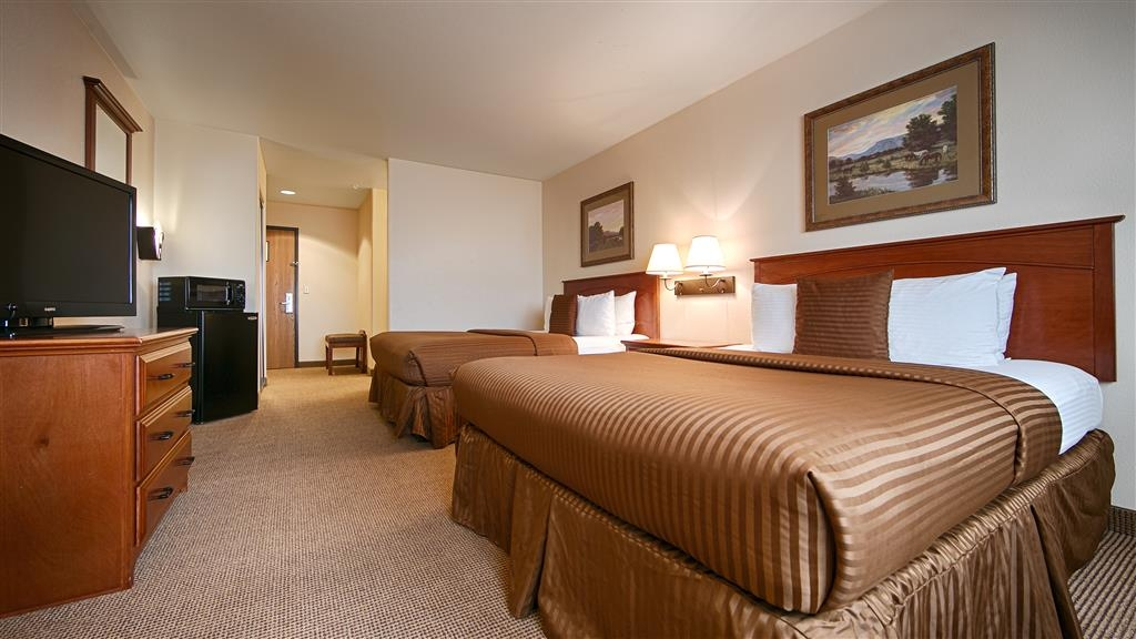 Best Western Territorial Inn & Suites - Chambres / Logements