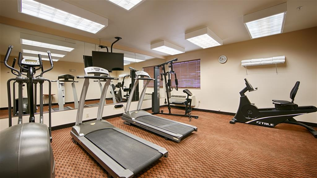 Best Western Territorial Inn & Suites - Club de remise en forme
