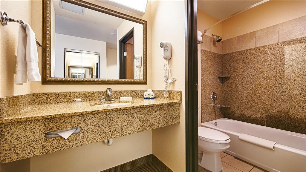 Best Western Territorial Inn & Suites - Bagno