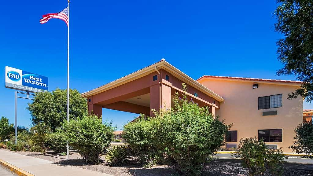 Best Western Socorro Hotel & Suites - Area esterna